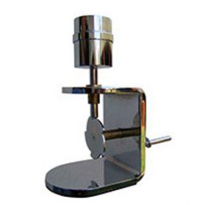 Com o Adensador da Probat Leogap você irá conseguir medir com mais precisão a densidade do café moído com copo para até 100ml.