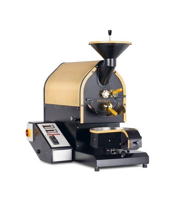 O Probatino é um excelente torrador de amostra para cafés especiais.