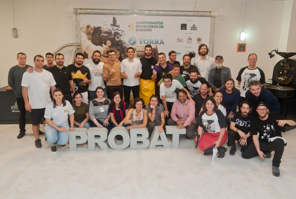 Competidores no último dia do 3º Campeonato Brasileiro de Torra
