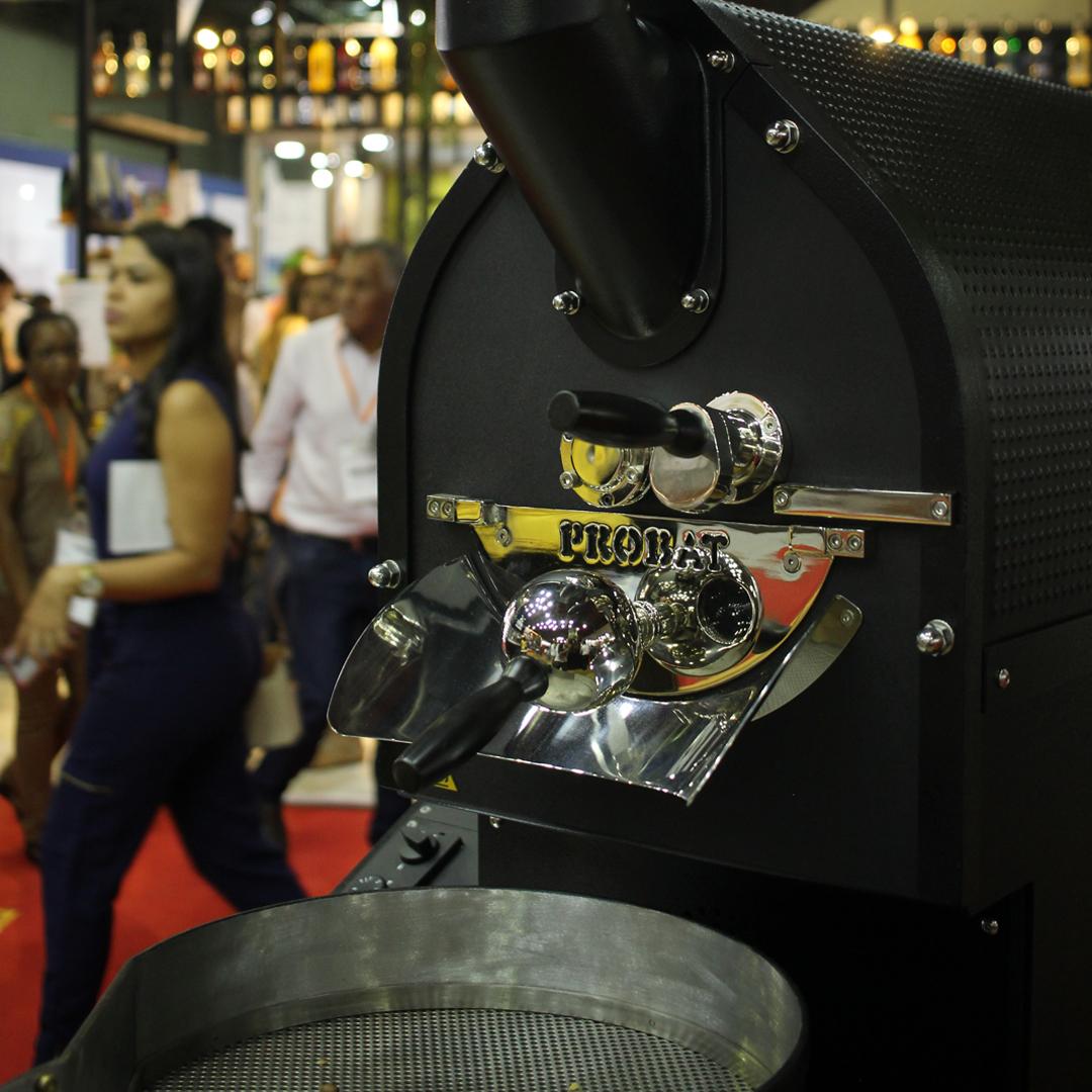 Probatino Black Edition - Semana Internacional do Café